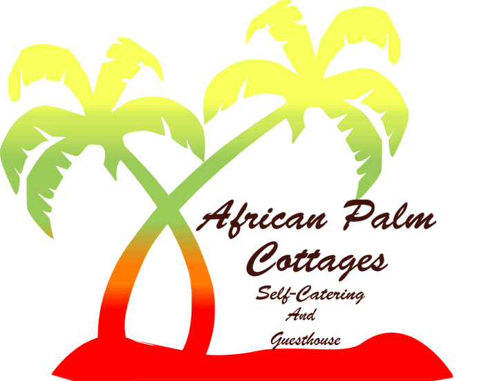 African palm Cottage and Guesthouse