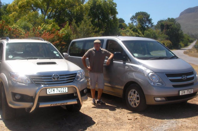 Hottentots shuttle and tour